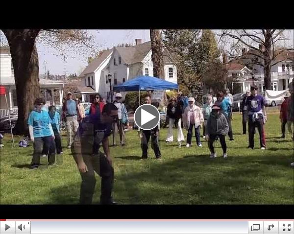 World Tai Chi & Qigong Day 2013, Milford, CT
