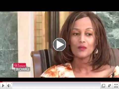 Africa 7 Zara ......in a conversation with Sophia Bekele on being a Woman-In-Charge ,work at DCA...