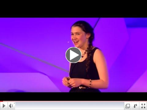 Finding curious solutions with STEM, Paige Brown - TEDxDirigo