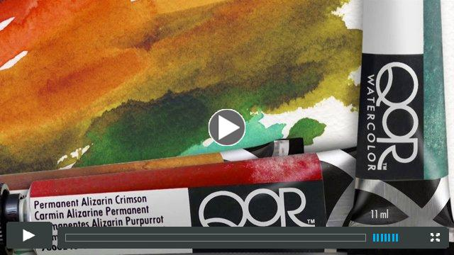 QoR Modern Watercolors - Introduction