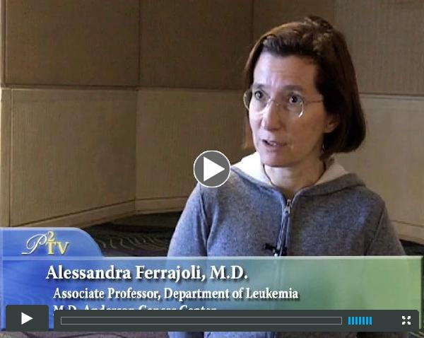 Dr. Alessandra Ferrajoli provides expert advice for CLL in the older patient