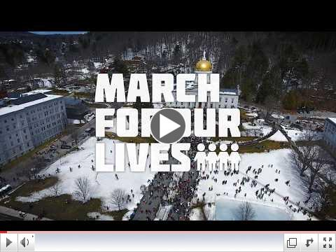March for Our Lives Vermont