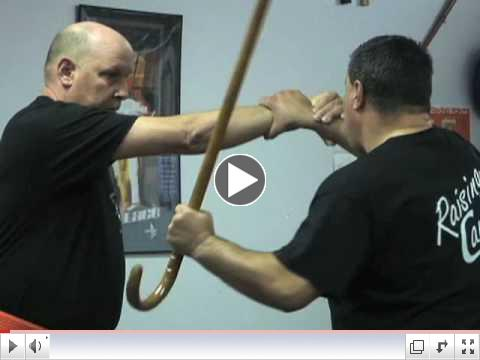 Elderly Americans Learn How to Whack Attackers