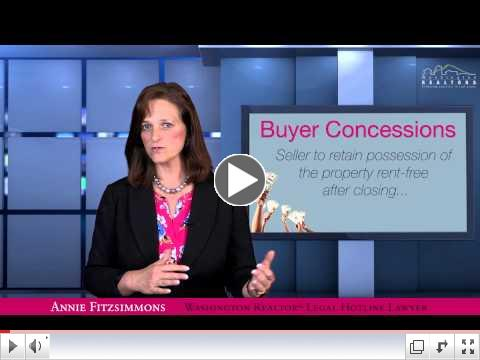 Strategies for a Competitive Marketplace Part 4: Buyer Concessions