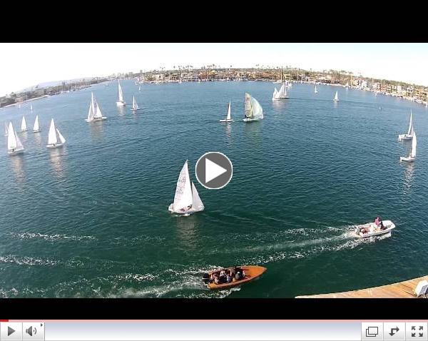 Video: Regatta Droned