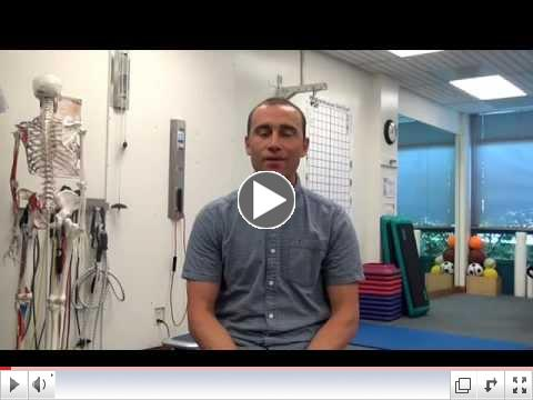 UHS Staff Highlight: Mike Branzel, DPT, Tang Tip for Students