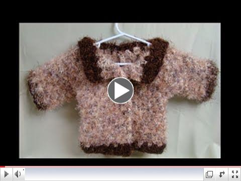 I crocheted this panel with royal sunrise stitches - YouTube