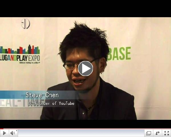 DingDingTV Innovation Dialog with Steven Chen
