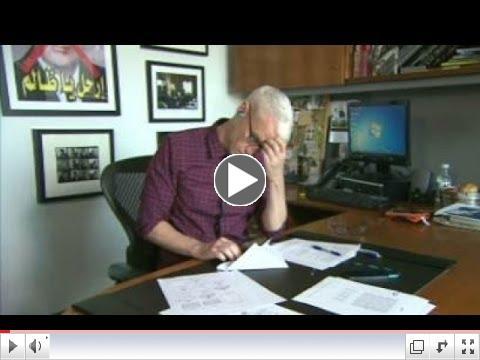 Anderson Cooper tries schizophrenia simulator