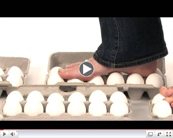 Walking On Eggs - Sick Science! #069