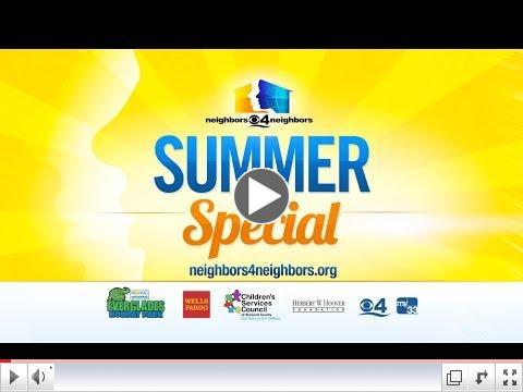 Neighbors 4 Neighbors 2015 Summer Special
