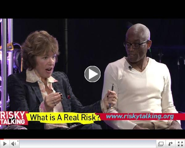 Risky Talking: What is a Real Risk?