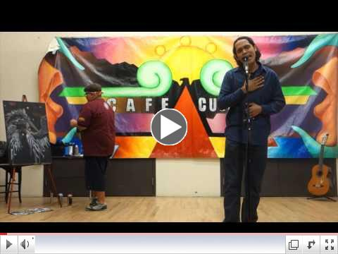 Videos from 5/13/16 open mic