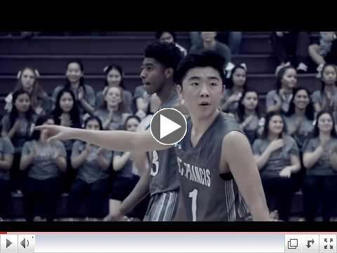 St Francis Basketball Promo (1st Half Of League) 2018