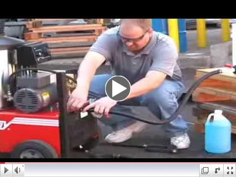 How to Prepare Your Pressure Washer for Winter