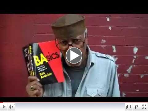 Herb Boyd reads BAsics 1:3