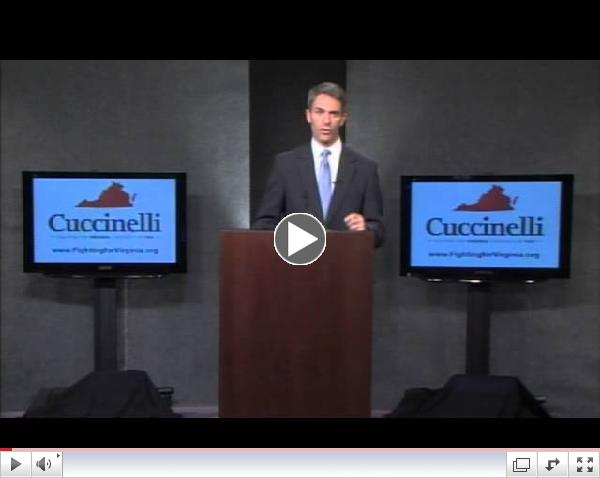 Ken Cuccinelli - Fighting for Virginia