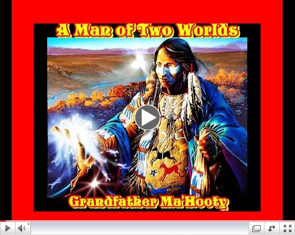 Zuni Elder Grandfather Mahooty - A Man of Two Worlds - Star Nation