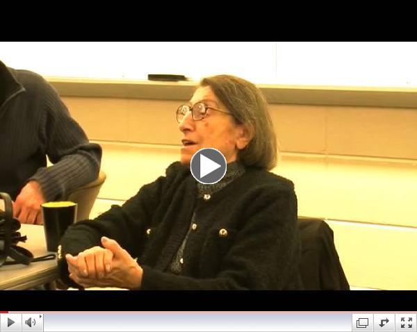 A Conversation with Dora Zaidenweber