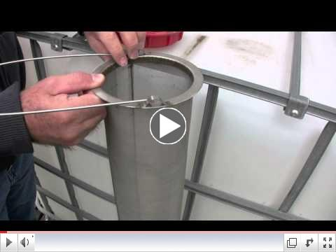 Product Prototype: Stainless Steel Tote Filters