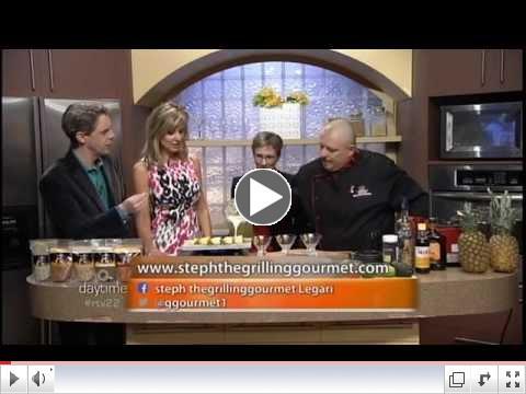 Daytime Ottawa Rogers- Steph, the Grilling Gourmet &Sheila Gallant-Halloran