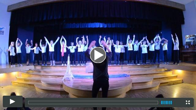 SDFAS Winter Show ELEMENTAIRE 2017-18: Part 1/4
