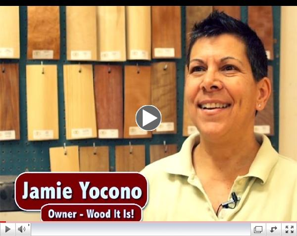Meet Your Instructor: Jamie Yocono - Woodworking