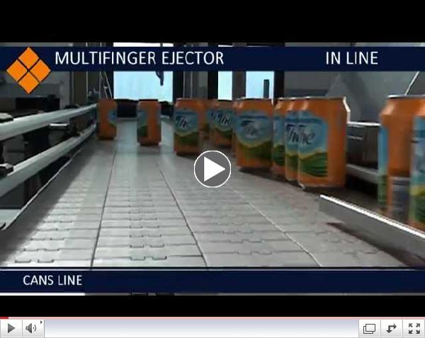 FT System - Ejection / Diverter - In line system