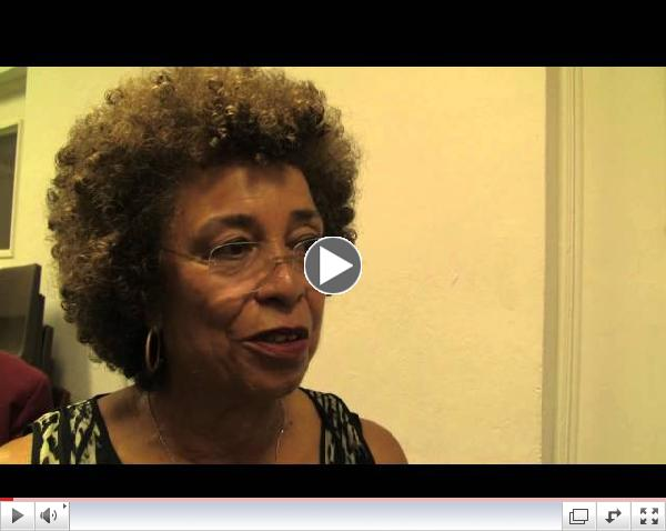 Angela Davis Speaks in Support of the Cuban 5 -- 5 Days for the Cuban 5 in DC II
