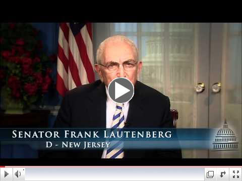 Lautenberg Introduces