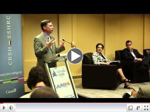 Dan Gardner, Don Tapscott, Diana Carney Panel Discussion: Imagining Canada's Future