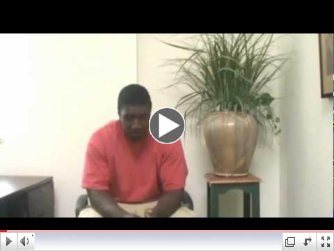 Mental Health - Nathaniel's Story
