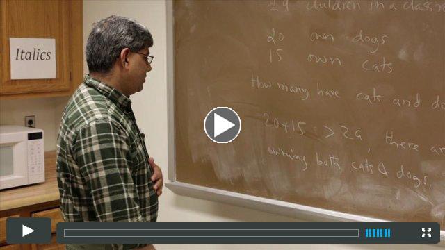 UMBC Professors Solve F. Hrabowski's Favorite Math Problem