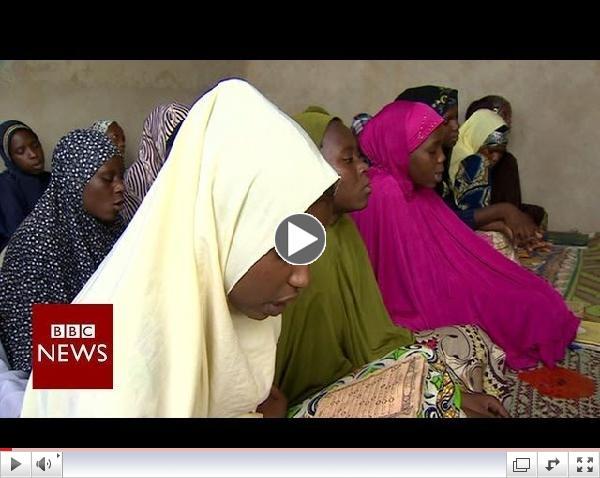 Big money for Niger's child brides - BBC News