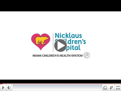 Nicklaus Children's Hospital, part of Miami Children's Health System