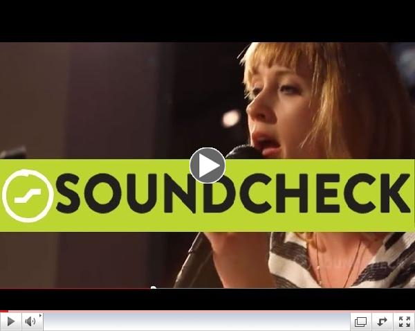 Wye Oak: 'Logic Of Color,' Live on Soundcheck