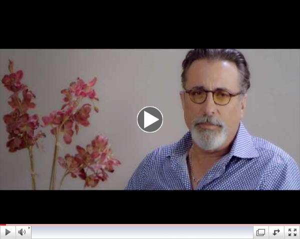 Andy Garcia Supports Miami Children's Hospital