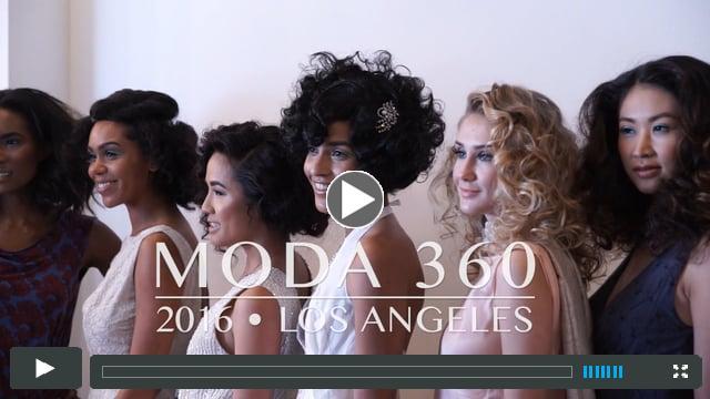 Moda 360 LA 2016