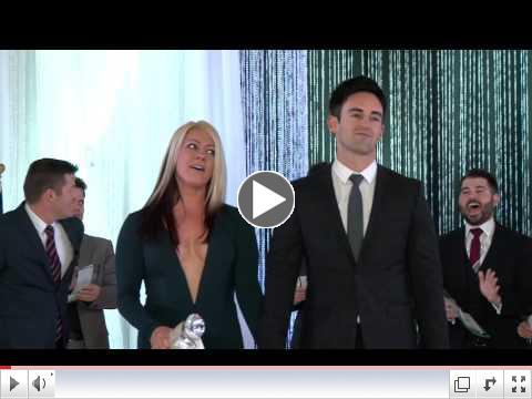 Jordan & Tatiana's Awards Speech