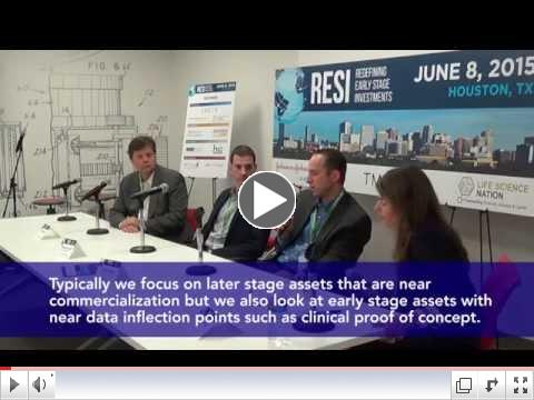 LSN RESI 5 Biotech Family Offices Panel