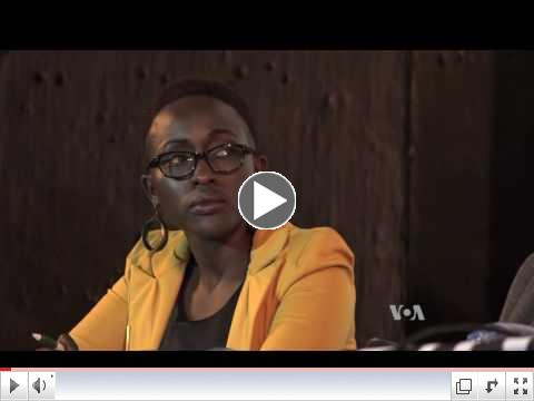 Kenya Campaign Fights Against Sexual, Gender-based Violence/ VOA