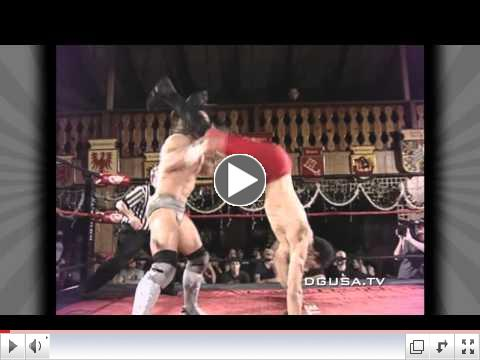 AR Fox vs. Ricochet EVOLVE Preview Video - High-Flying Action