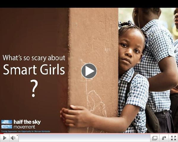 What's So Scary About Smart Girls?