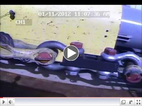 Straighpoint Loadcell Destruction Test- May, 2012