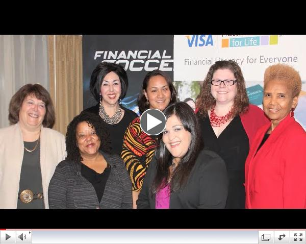 Visa Inc. Sponsors Teachers Attend 2014 Jump$tart Coalition National Educator Conference