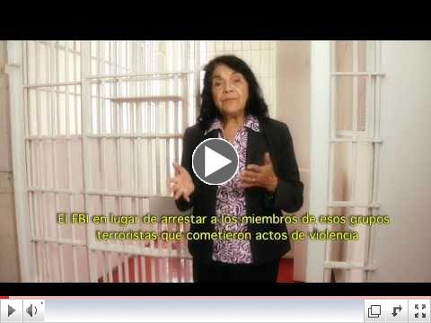 Dolores Huerta on The Cuban 5 w/ Subtitles