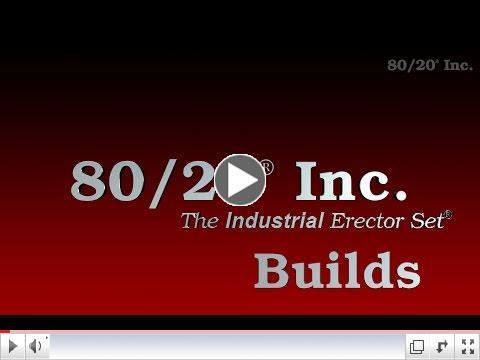 80/20 Builds Service