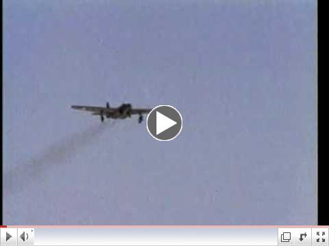 America's First Jet Flight, October 1942