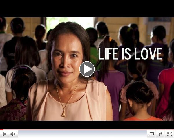 Life Is Love Trailer