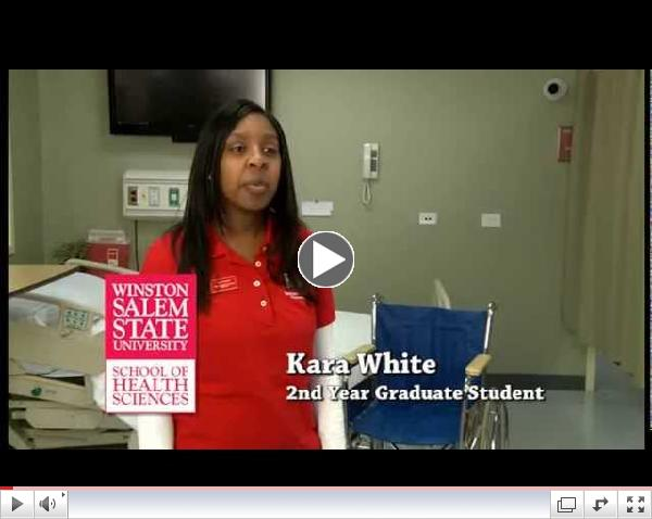 Occupational Therapy - WSSU School of Health Sciences